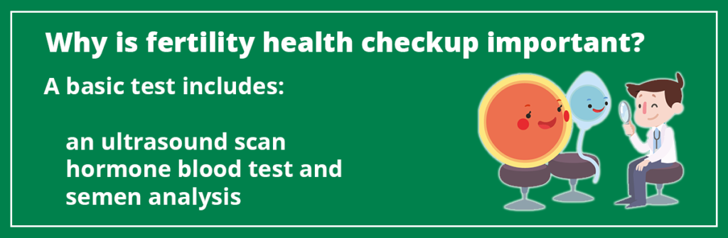 Fertility-health-checkup